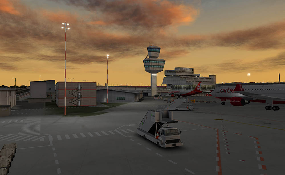 Airport Berlin-Tegel XP